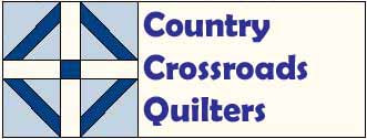 COUNTRY CROSSROADS QUILTERS